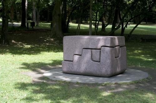 Le Musée Chillida-Leku  Hernani , Pays Basque [Espagne]