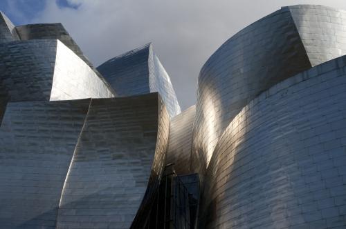 Guggenheim musée d'art moderne et contemporain de Bilbao.
