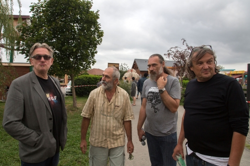 """I Feel Good"", fin de tournage du film au village Emmaus Pau/Lescar"