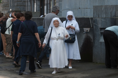 Sanctuaires de Lourdes.