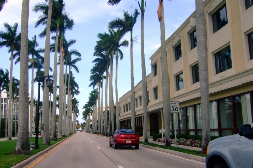 Etats Unis: Palm Beach Florida