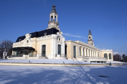 Pau ville aux mille facettes, (Pyrénées-Atlantiques).