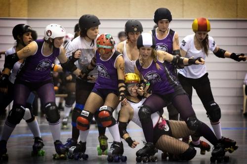 Roller Derby Palois - Pau Crazy Dolls