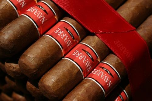"""Cigare """"Le Navarre""""."""