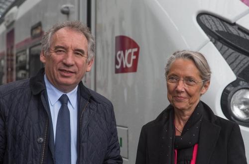 Elisabeth Borne Ministre des Transports