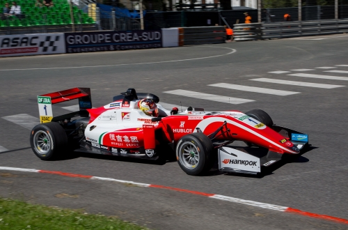 Grand Prix de Pau 2018 - F3 European