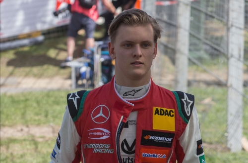 Grand Prix de Pau 2018 - Mick Schumacher