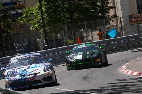 Grand Prix de Pau 2018 - Championnat de France FFSA GT