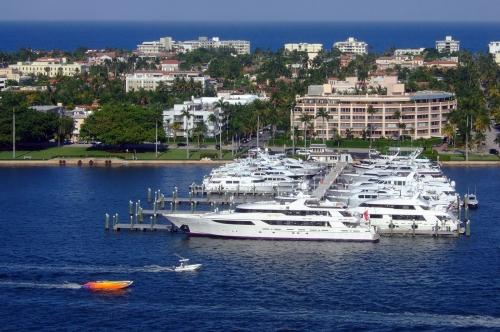 Palm Beach Florida, Etats Unis.