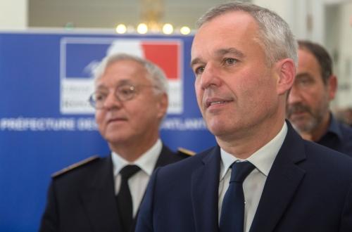 François de Rugy Ministre de l'Écologie