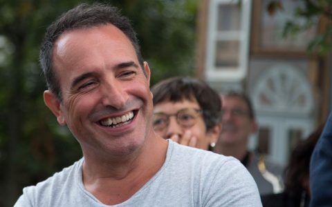 """""""I Feel Good"""", fin de tournage du film au village Emmaus Pau/Lescar."""
