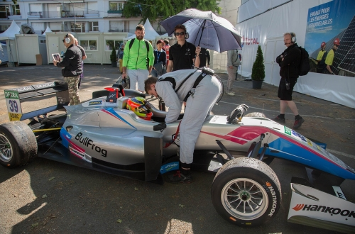 Grand Prix de Pau 2018 - F3 European